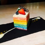 Rainbow Cake from MEDZ