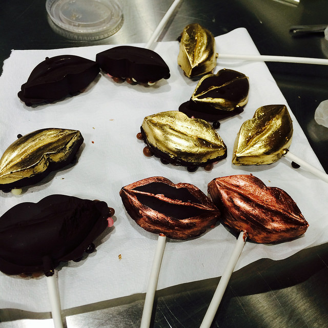Chocolate masterclass