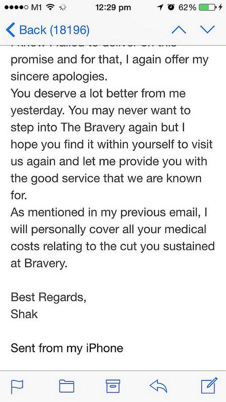 Nadnut bravery