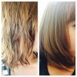 """From """"sea salt"""" hair to silky hair!"""