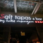 Dinner at Salt Tapas & Bar