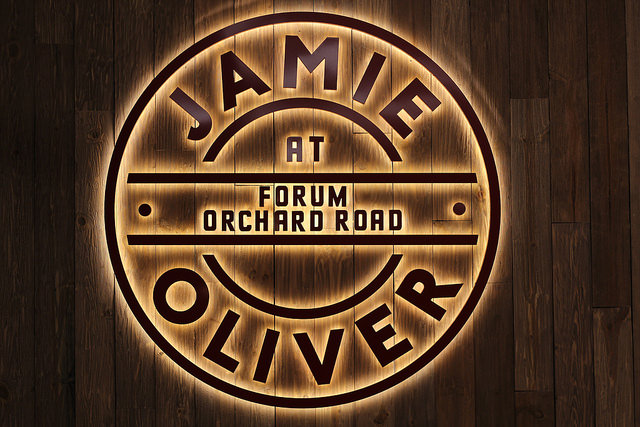 Jamie Oliver at Forum Orchard Road