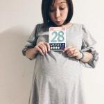 7 Months Pregnant & Prenatal Yoga at Updog Studio