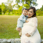 My maternity photoshoot with Ashley Low Photography