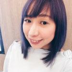 Purple hair by Shunji Matsuo 313