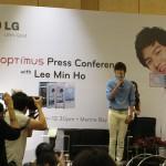 Meeting Lee Min Ho!