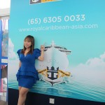 The Royal Caribbean tour.