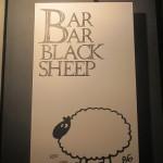 Majolica Majorca outing at Bar Bar Black Sheep.
