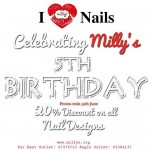 Milly's 5th Anniversary Special!!