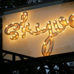 Skyve Wine Bistro: A nice place to chill.