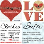 "Check out TheBlogShop's ""The Clothes Buffet""!"